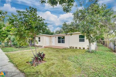 Dania Beach Single Family Home For Sale: 318 SW 14th St