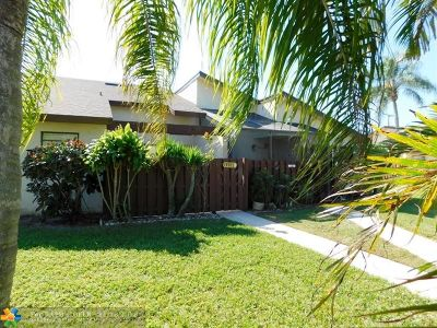 Delray Beach Condo/Townhouse For Sale: 13971 Nesting Way #C
