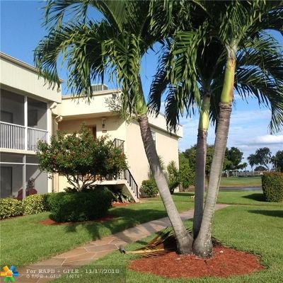 Delray Beach Condo/Townhouse For Sale: 142 Piedmont C #142