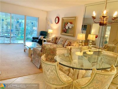 Lauderdale By The Sea Condo/Townhouse For Sale: 1501 S Ocean Blvd #208