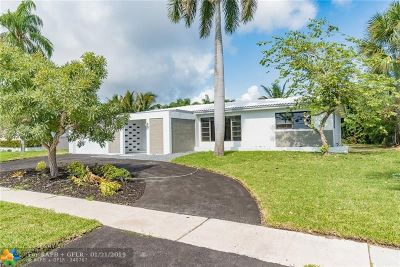 Boca Raton FL Single Family Home For Sale: $350,000