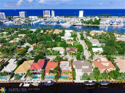 Fort Lauderdale Residential Lots & Land For Sale: 639 Poinciana Dr