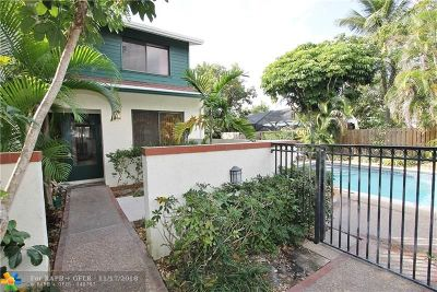 Fort Lauderdale FL Condo/Townhouse For Sale: $284,900
