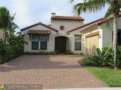 Parkland FL Single Family Home For Sale: $630,000