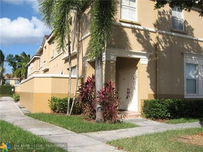 Miramar Condo/Townhouse For Sale: 3923 SW 156th Ave #3923