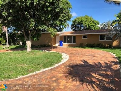 Pompano Beach Single Family Home For Sale: 1710 SW 4th Ave