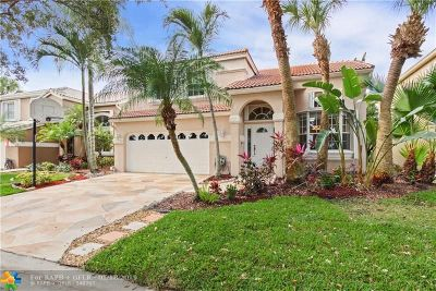 Coral Springs Single Family Home For Sale: 5569 NW 106th Drive