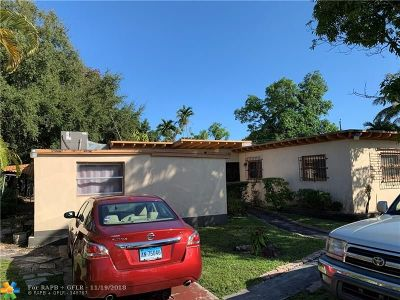 Miami Single Family Home For Sale: 10415 NW 2nd Ct