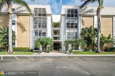 Oakland Park Condo/Townhouse Backup Contract-Call LA: 3000 NE 16th Ave #407