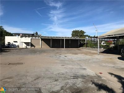 Davie Commercial For Sale: 3535 SW 50th Ave