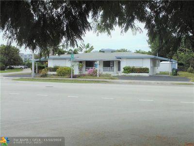 Wilton Manors Multi Family Home Backup Contract-Call LA: 2101 NE 15th Ave