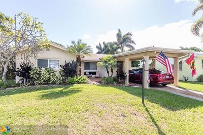 Boca Raton FL Single Family Home For Sale: $420,000