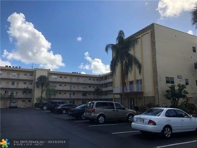 Lauderdale Lakes Condo/Townhouse For Sale: 3940 NW 42nd Ave #417