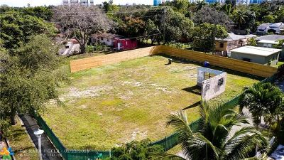 Miami Residential Lots & Land For Sale: 102 NE 50th St