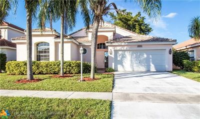 Boca Raton FL Single Family Home For Sale: $384,900
