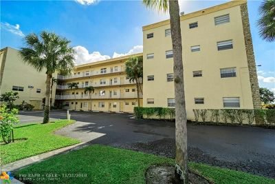 Lauderdale Lakes Condo/Townhouse For Sale: 3940 NW 42nd Ave #320