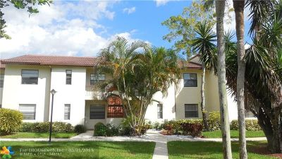 Boca Raton FL Condo/Townhouse For Sale: $190,000