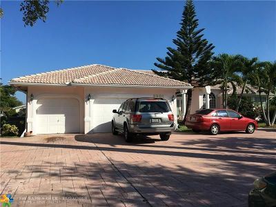 Coral Springs Single Family Home For Sale: 3901 NW 114th Ave