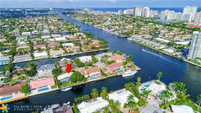 Fort Lauderdale Single Family Home Backup Contract-Call LA: 2856 NE 36th St