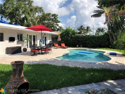 Pompano Beach Single Family Home For Sale: 1310 SE 6th Ter