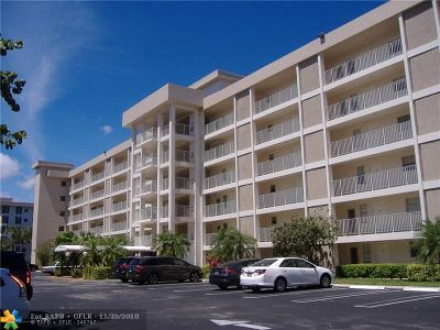 Pompano Beach Condo/Townhouse For Sale: 2851 S Palm Aire Dr #209