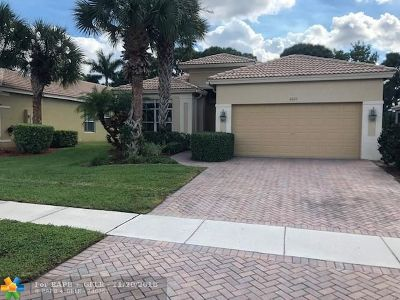 Boynton Beach FL Single Family Home For Sale: $144,900