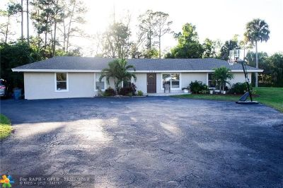 West Palm Beach Single Family Home For Sale: 305 Cypress Ave