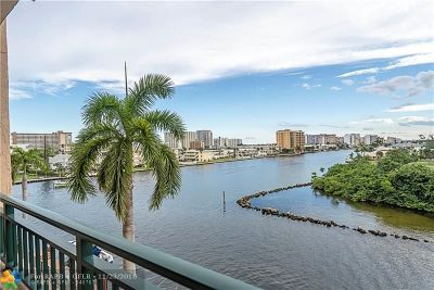 Pompano Beach FL Condo/Townhouse For Sale: $1,750,000