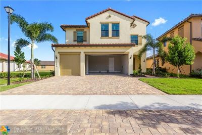 Parkland Single Family Home For Sale: 11840 S Baypoint Cir