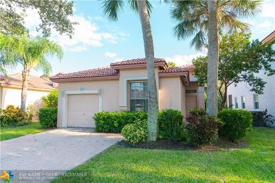 Coral Springs Single Family Home Backup Contract-Call LA: 6302 NW 38th Dr