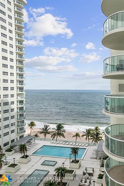 Rental For Rent: 3400 Galt Ocean Drive #809 S