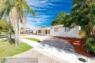Fort Lauderdale Single Family Home Backup Contract-Call LA: 1660 SW 47th Ter