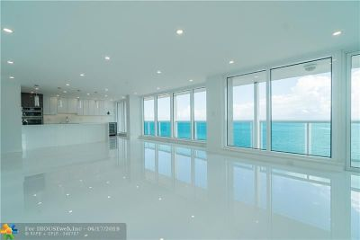 Fort Lauderdale Condo/Townhouse For Sale: 2100 S Ocean Ln #2211