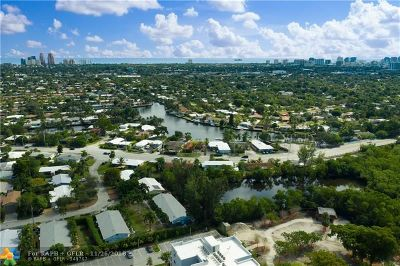 Wilton Manors Multi Family Home For Sale: 2109 NE 14th Ave