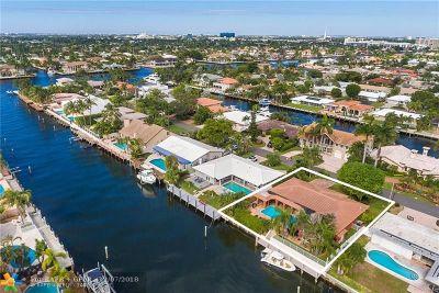 Bermuda Riviera Single Family Home For Sale: 3300 NE 40th Ct
