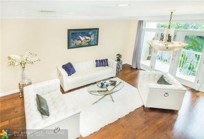 Fort Lauderdale Condo/Townhouse For Sale: 1717 E Las Olas Blvd #9
