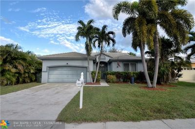 Oakland Park Single Family Home For Sale: 3216 NW 22nd Ave