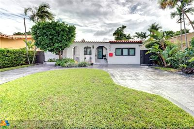 Miami Single Family Home For Sale: 2250 SW 21st Ter