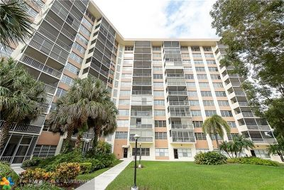 Coral Springs Condo/Townhouse For Sale: 10777 W Sample Rd #1204