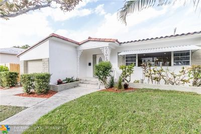West Palm Beach Single Family Home For Sale: 301 34th St