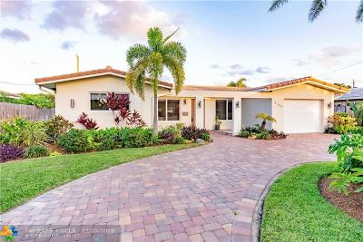 Fort Lauderdale Single Family Home For Sale: 4140 NE 26th Ave