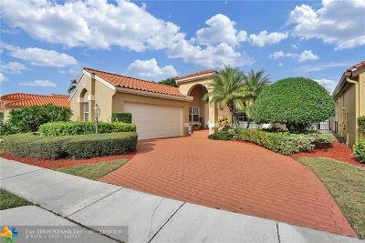 Boca Raton FL Single Family Home For Sale: $415,000
