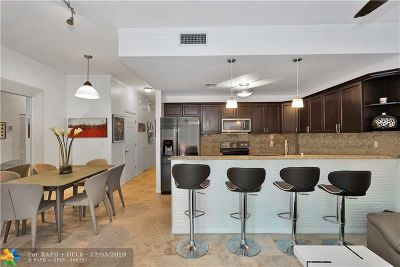 Miami Condo/Townhouse For Sale: 1297 NE 105th St #1297