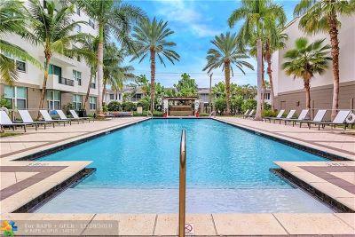 Fort Lauderdale Condo/Townhouse Backup Contract-Call LA: 2421 NE 65th St #118