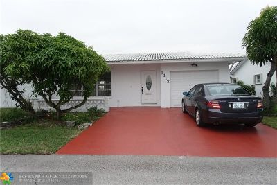 Tamarac Single Family Home For Sale: 8112 NW 59th St
