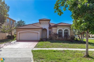 Miramar Single Family Home For Sale: 14162 SW 53rd St