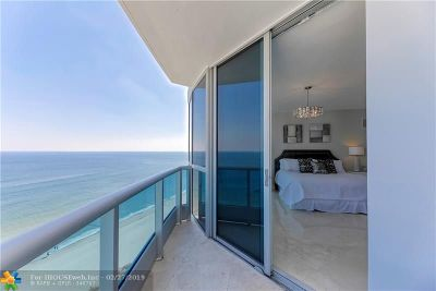 Lauderdale By The Sea Condo/Townhouse For Sale: 1600 S Ocean Blvd #1204