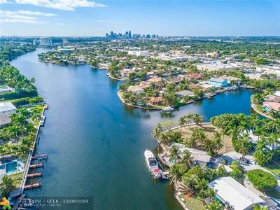 Fort Lauderdale Residential Lots & Land For Sale: 1720 NE 23rd Ave