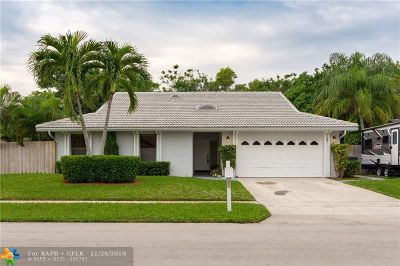 Boca Raton Single Family Home For Sale: 7015 NW 5th Ave