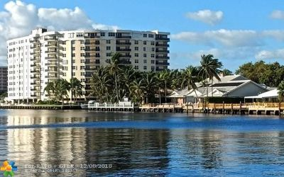 Fort Lauderdale Condo/Townhouse For Sale: 5100 Dupont Blvd #3K